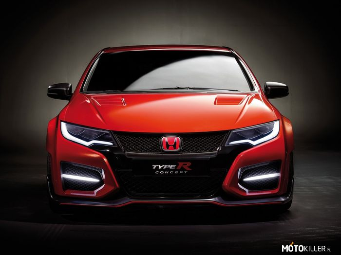 Honda Civic Type-R koncept –