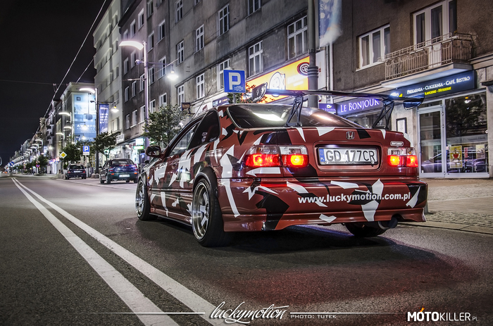 Honda Civic EJ6 Luckymotion –