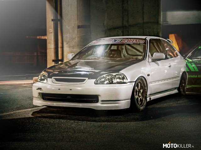 Civic VI – EK4 SiR z No Good Racing.