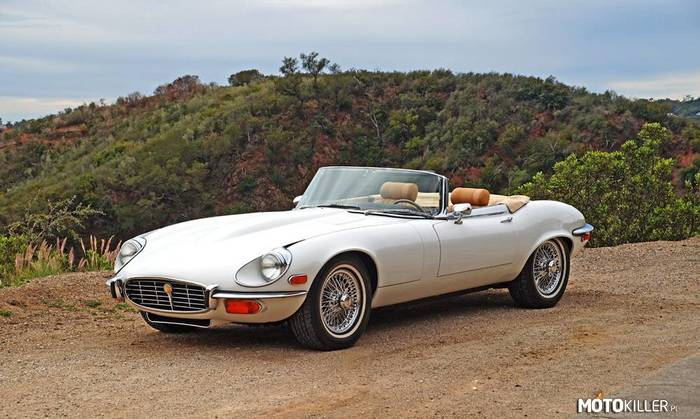 Jaguar E-Type V12 –