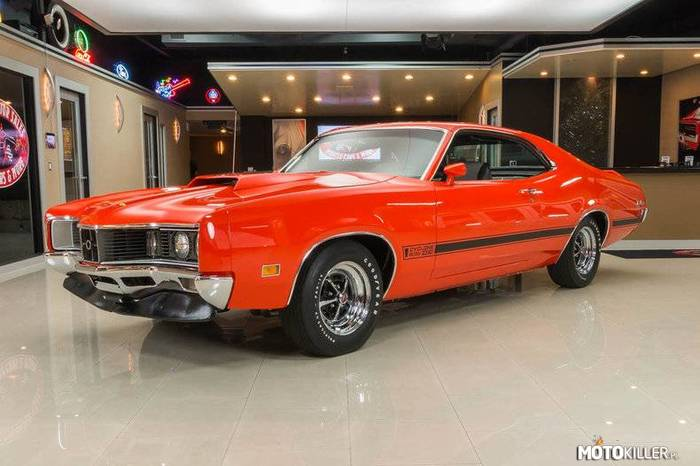 Mercury Cyclone BOSS 429 –