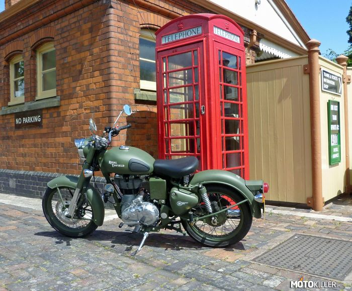 Royal Enfield Bullet C5 –