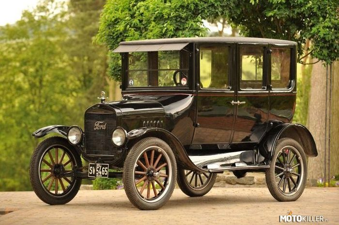 1908  Ford Model T –