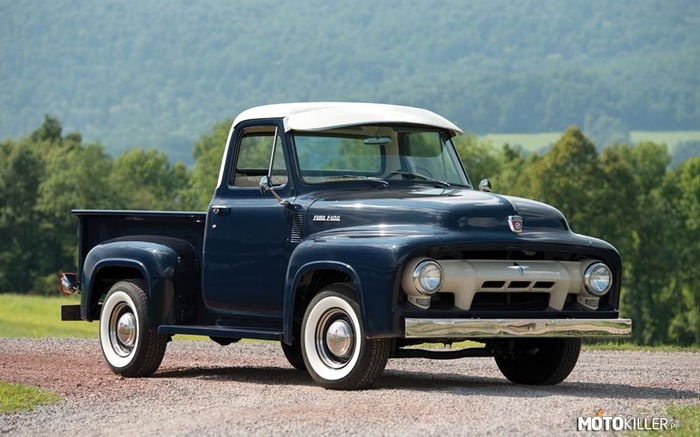 1954 Ford F-100 –
