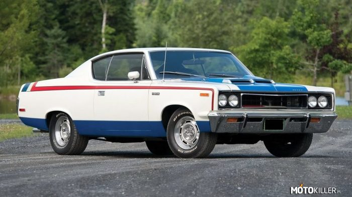 "1970 AMC Rebel ""The Machine"" –"