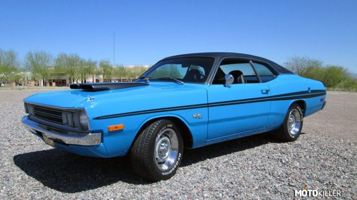 1972 Dodge Dart Demon 340 –