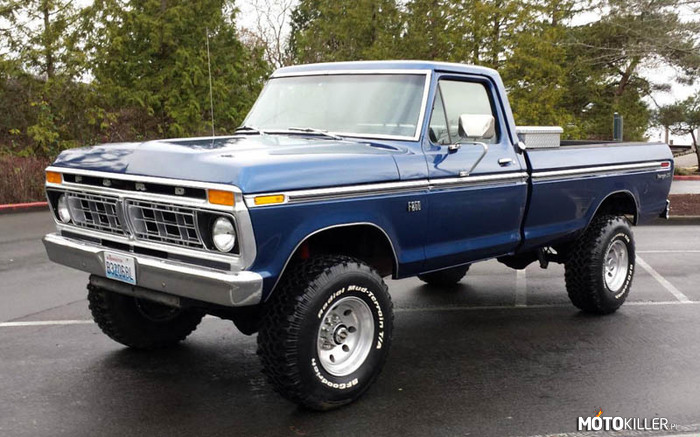 "1975 Ford F-250 ""Highboy"" –"