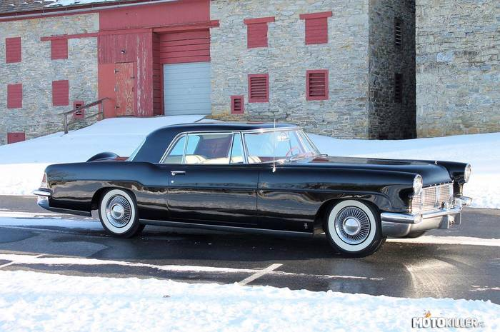 Lincoln Continental MkII –