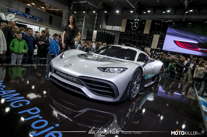 Mercedes-AMG Project One –
