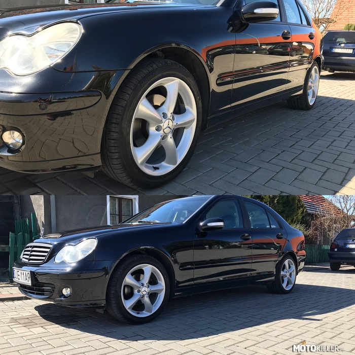 W203 lift oem – Skromny daily