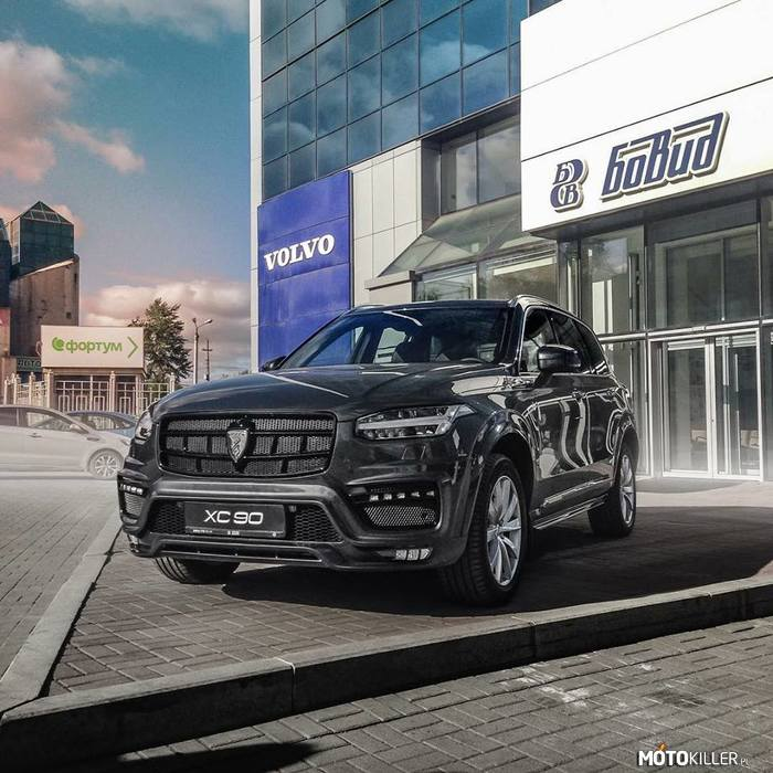 Volvo XC90 MooseDesign –