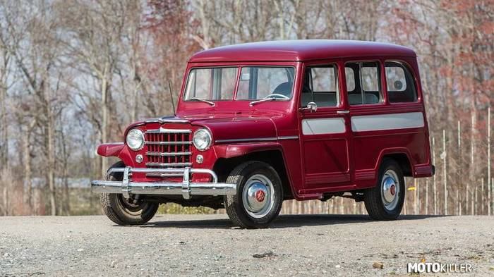 Willys Jeepster –