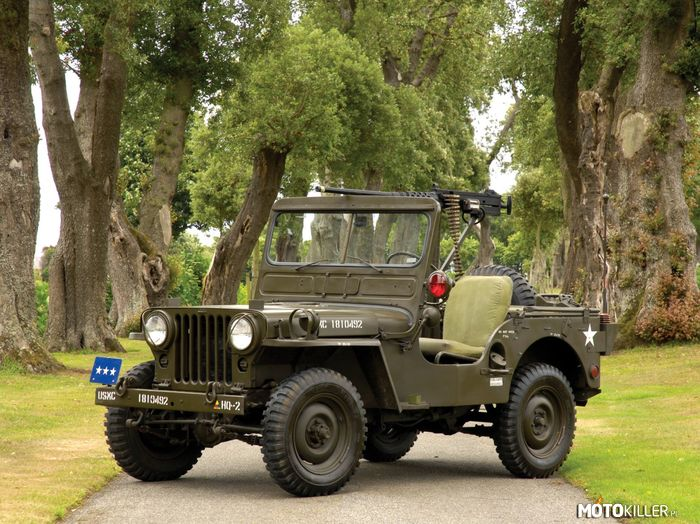 Willys M38 –