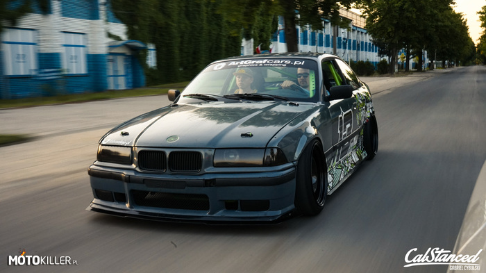 BMW E36 by 13garage –