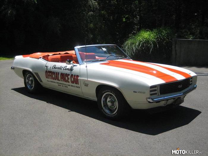Chevrolet CA Indy Pace Car –
