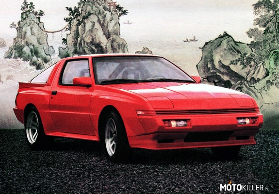 Chrysler Conquest TSi 1987-89 –