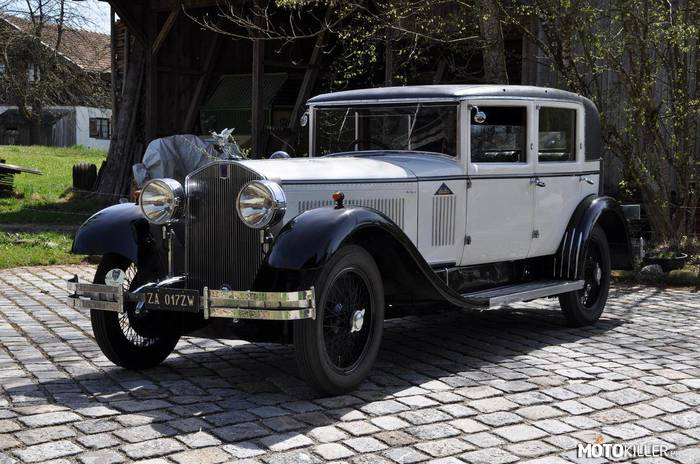 Isotta-Fraschini Tipo 8A –