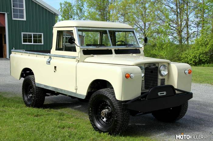 Land Rover Series 2A 109 –