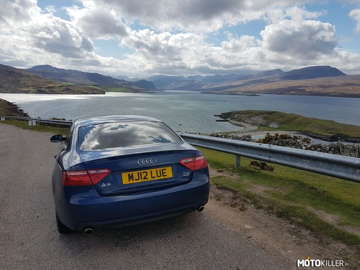 Scotland audi a5 3.0 tdi – North scotland