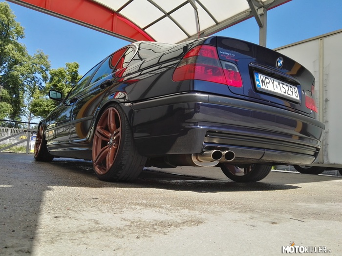 E46 328i powered by G-POWER SUPERCHARGER – https://www.facebook.com/bmw328supercharger/