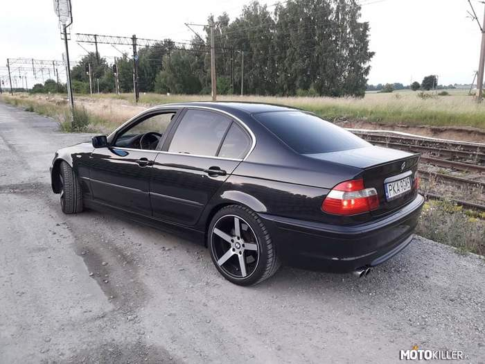 BMW E46 330D 190km By VasiU –