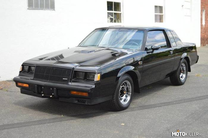 Buick Grand National –