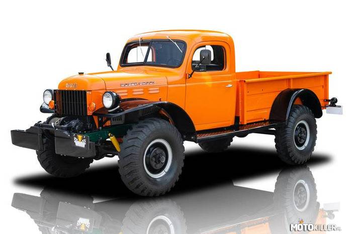 Dodge Power Wagon WM300 –