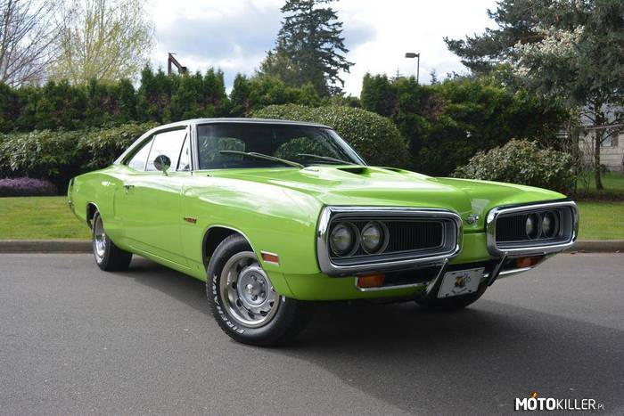 Dodge Super Bee 440 Six Pack –