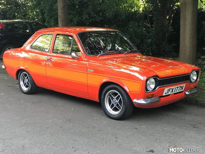 Ford Escort RS2000 –