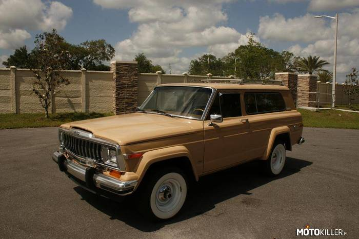 Jeep Cherokee Limited –