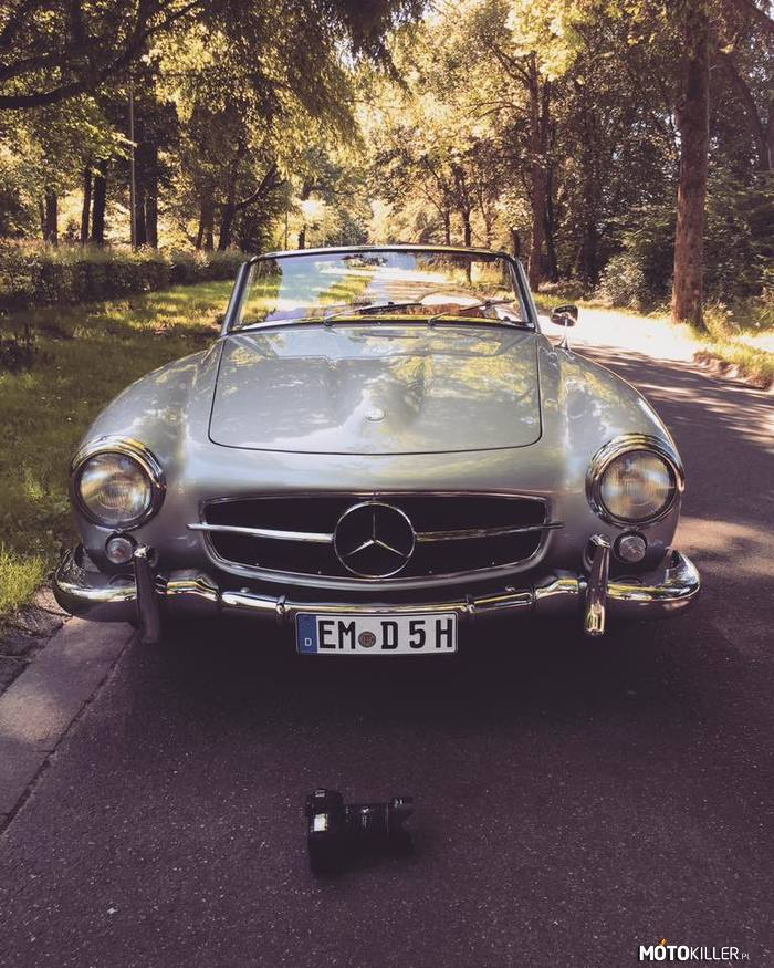 Mercedes Benz 190 SL –