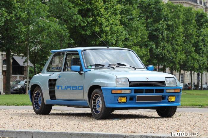 Renault R5 Turbo –