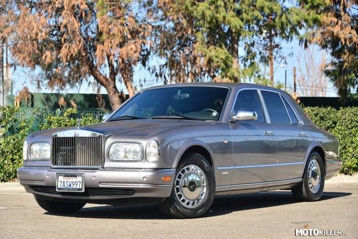 Rolls-Royce Silver Seraph LOL Edition – LOL - Last of the Line