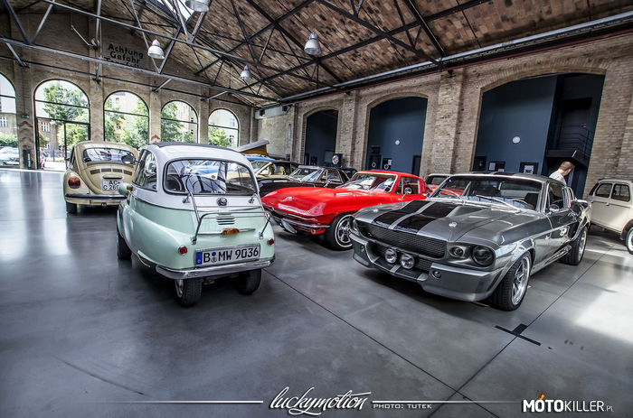 Ford Mustang Eleanor – Classic Remise Berlin