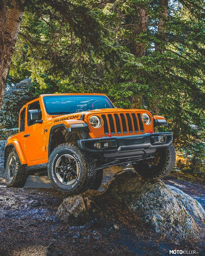 Jeep Rubicon –