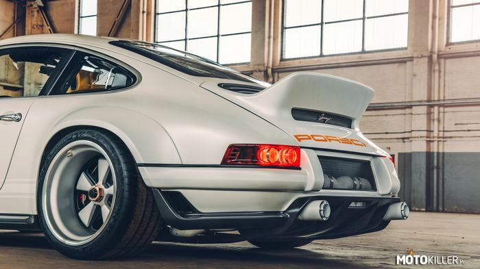 Porsche 911 – Porsche 911 reimagined by Singer and Williams