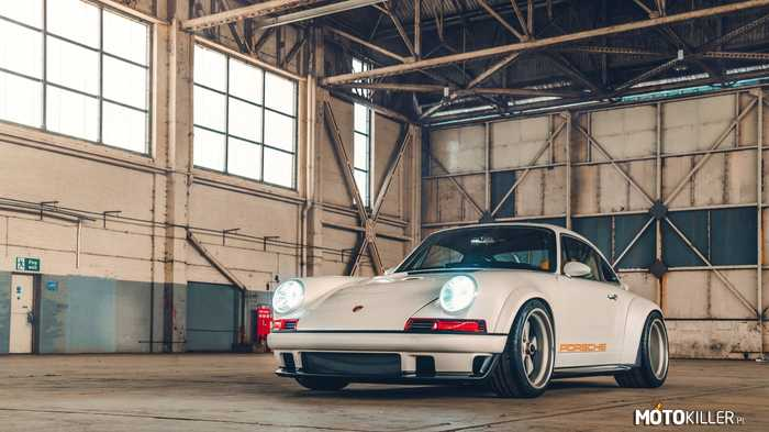 Porsche – Porsche 911 reimagined by Singer and Williams