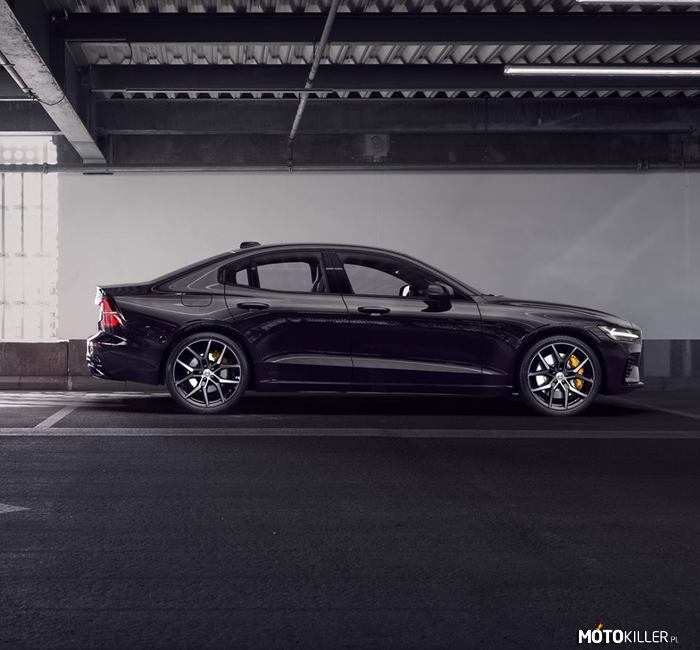 Volvo S60 T8 Polestar Engineered –