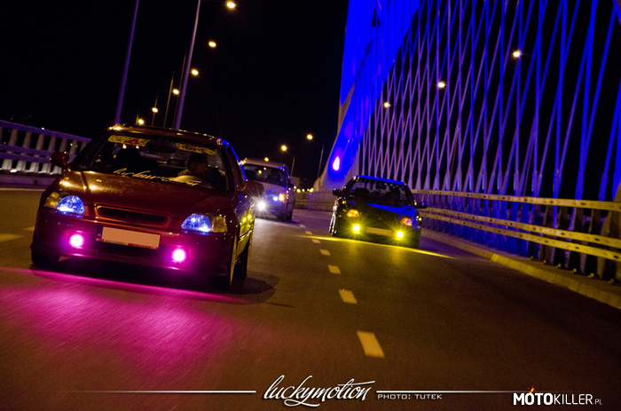 Honda Civic VI Luckymotion –