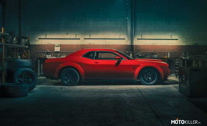 Dodge Challenger – RECOMMENDED BY GREENPEACE...