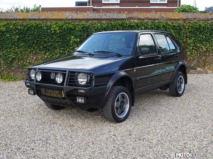 Volkswagen Golf –