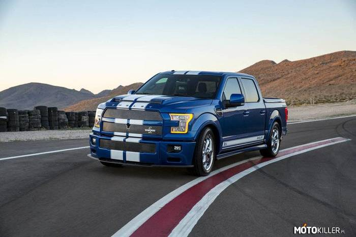Ford F150 Shelby Super Snake –