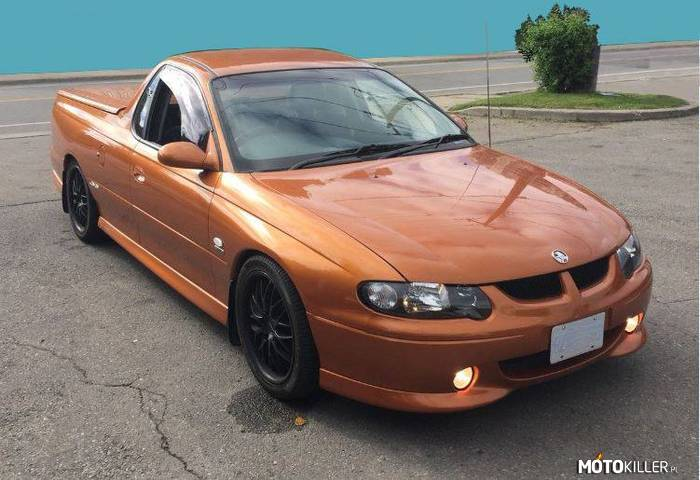 Holden Sports UTE –