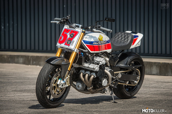 Honda CBX 1000 Turbo –