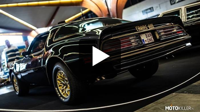 Pontiac Firebird Trans Am –