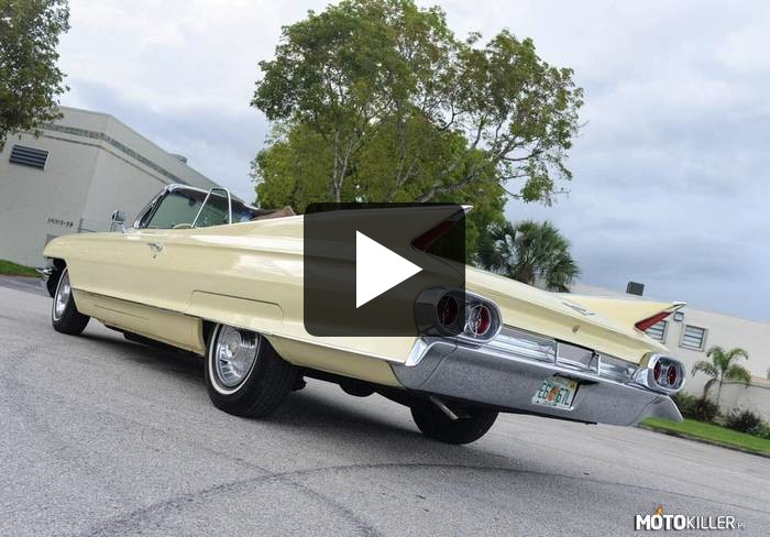 Cadillac DeVille Series 62 –