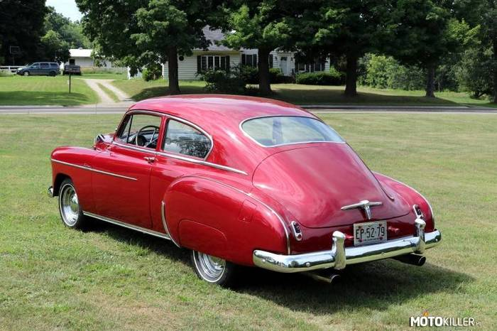 Chevrolet Fleetline –