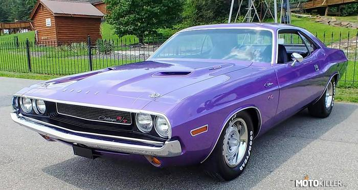 Dodge Challenger R/T 440 Six-Pack –