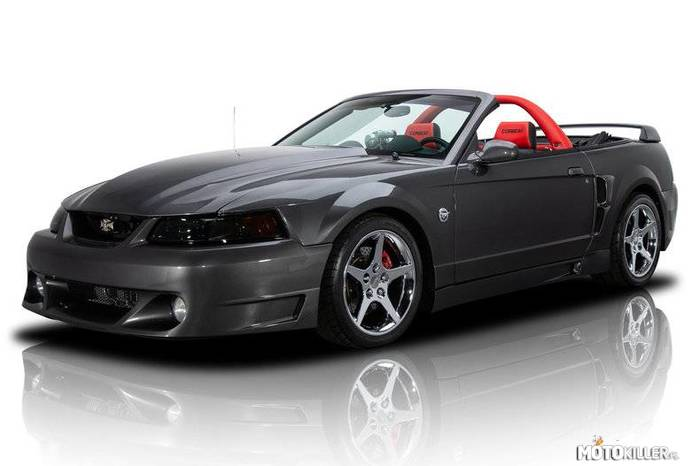Ford Mustang GT –
