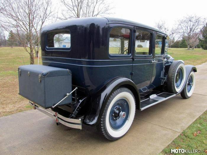 Packard Six 526 –
